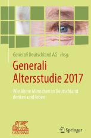 Generali Altersstudie 2017