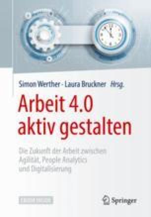 Implikationen von Arbeit 4.0 auf die Personalarbeit | SpringerLink