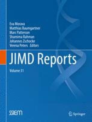 JIMD Reports, Volume 31