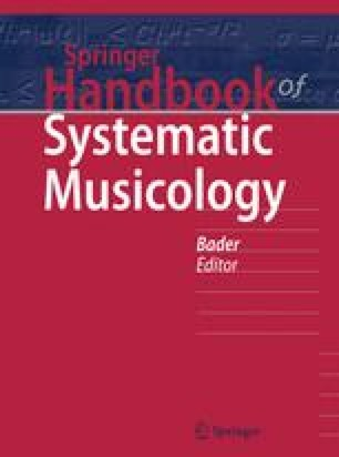 Introduction to Musicology :  A Survey of the Fields, Systematic