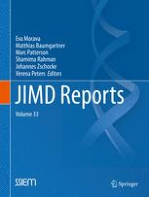 JIMD Reports, Volume 33