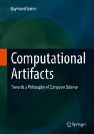 Computational Artifacts