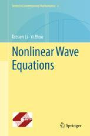 Nonlinear Wave Equations
