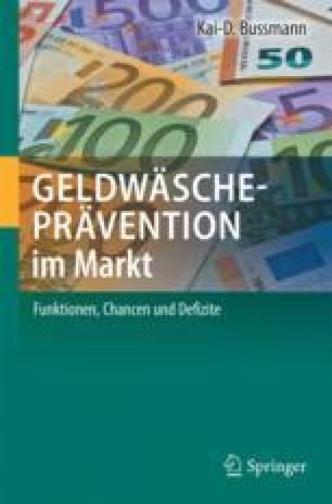 Geldwäscheprävention im Markt