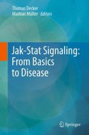 Jak-Stat Signaling : From Basics to Disease