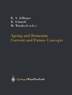 Ageing and Dementia Current and Future Concepts