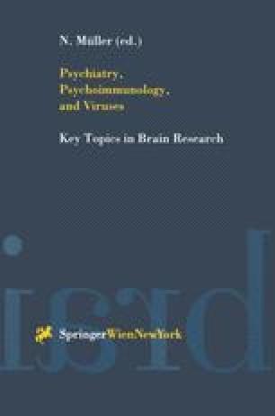 Current Update in Psychoimmunology (Key Topics in Brain Research)