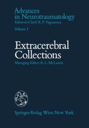 Extracerebral Collections
