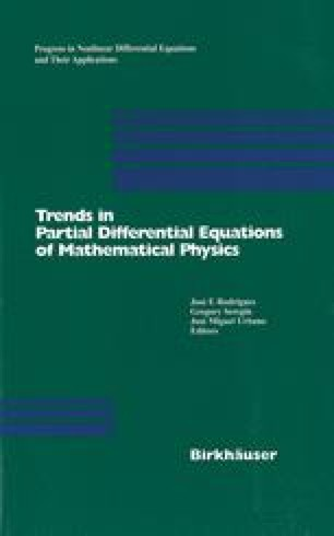 Trends in Partial Differential Equations of Mathematical Physics