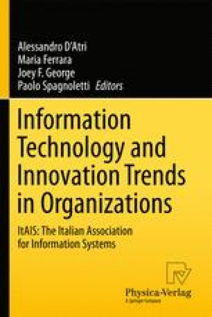 Information Technology and Innovation Trends in Organizations
