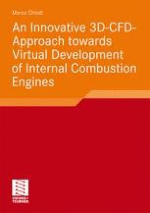 An Innovative 3D-CFD-Approach towards Virtual Development of Internal Combustion Engines