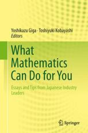 What Mathematics Can Do for You