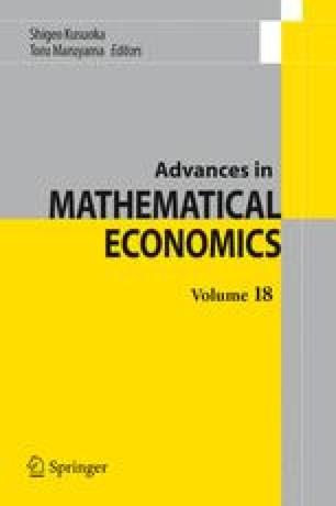 Advances in Mathematical Economics Volume 18