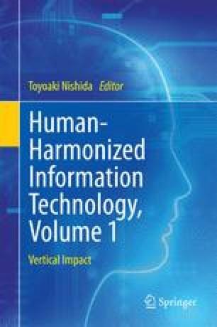 Human-Harmonized Information Technology, Volume 1