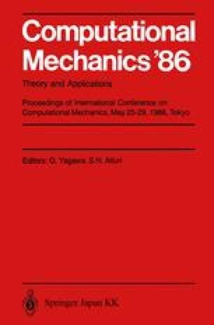 Computational Mechanics '86