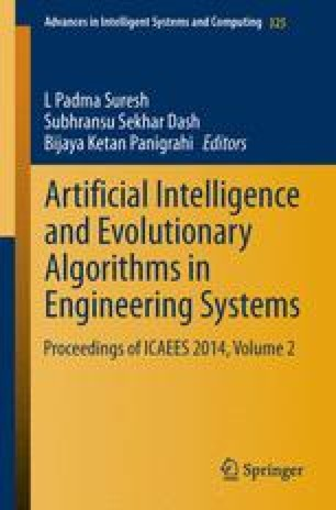 Artificial Intelligence and Evolutionary Algorithms in Engineering Systems