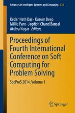 Proceedings of Fourth International Conference on Soft Computing for Problem Solving