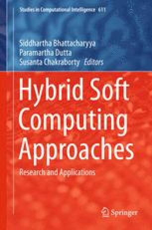 Hybrid Soft Computing Approaches