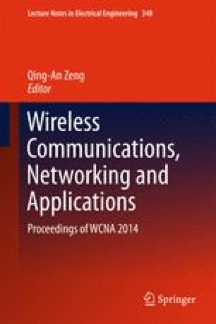Wireless Communications, Networking and Applications