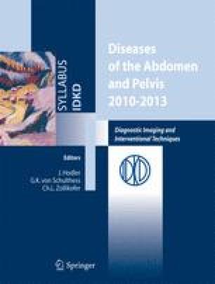 Diseases of the Abdomen and Pelvis 2010–2013