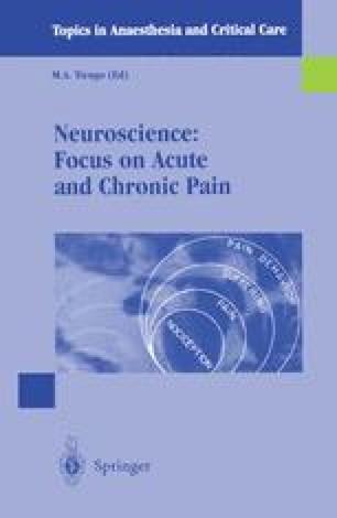 Neuroscience: Focus on Acute and Chronic Pain