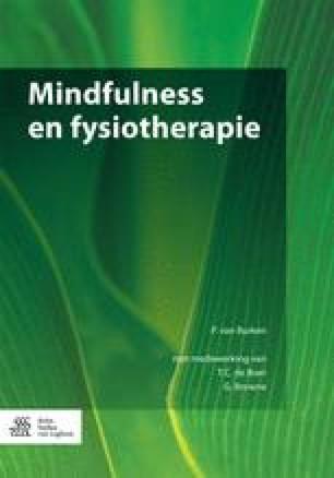 Mindfulness en fysiotherapie