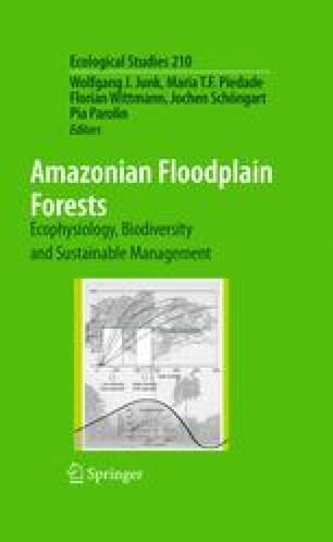 Amazonian Floodplain Forests