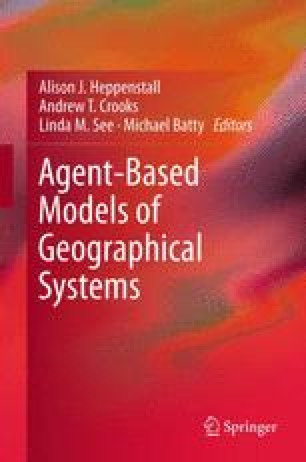 Agent-Based Models of Geographical Systems