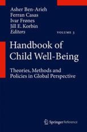 Psychology of Child Well-Being | SpringerLink