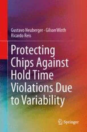 Protecting Chips Against Hold Time Violations Due to Variability