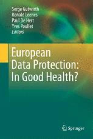 European Data Protection: In Good Health?