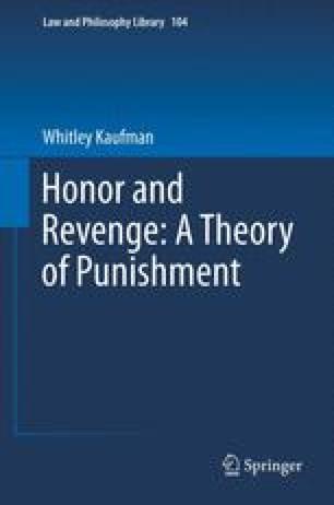 define revenge