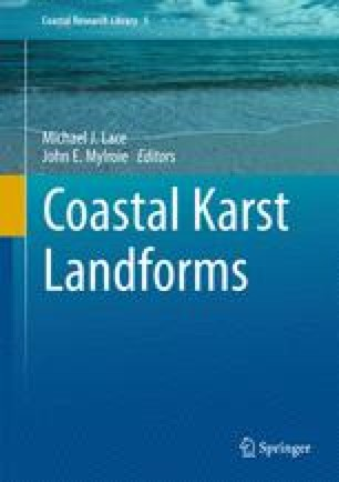 Erosional and Depositional Textures and Structures in Coastal ...