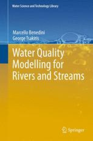 Water Quality Modelling for Rivers and Streams