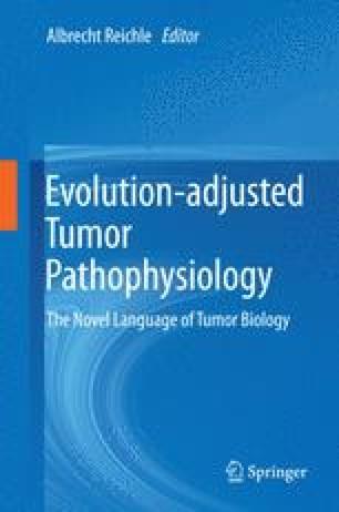 Evolution-adjusted Tumor Pathophysiology: