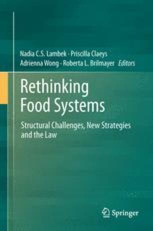Rethinking Food Systems