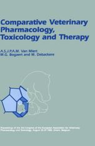 Veterinary Pharmacology Pdf