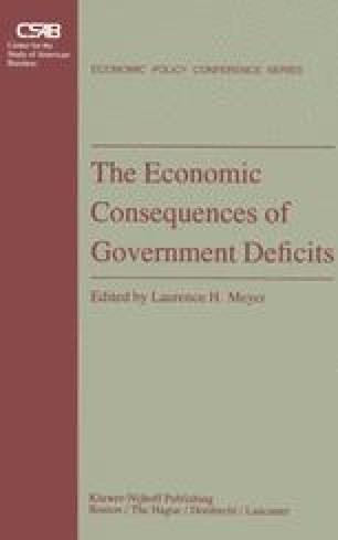 On the Monetization of Deficits | SpringerLink