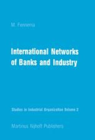 International Networks of Banks and Industry
