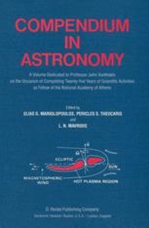 Compendium in Astronomy