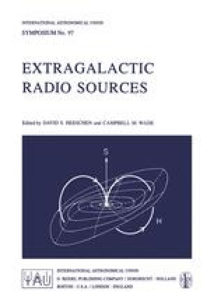 Extragalactic Radio Sources