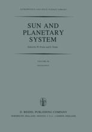 Sun and Planetary System