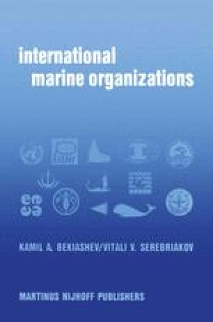 International Marine Organizations
