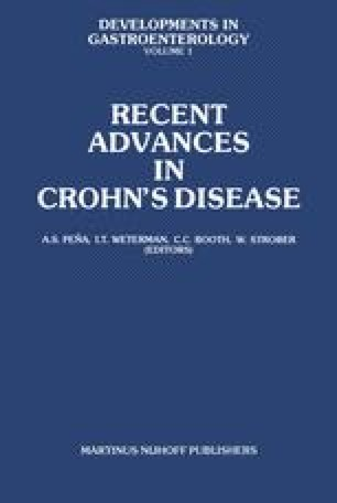 Recent Advances in Crohn's Disease