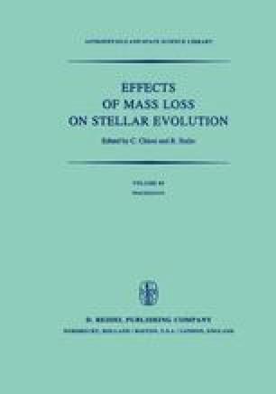 Effects of Mass Loss on Stellar Evolution