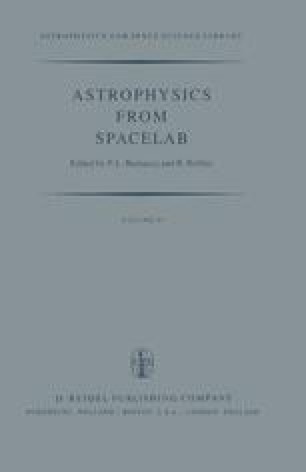 Astrophysics from Spacelab