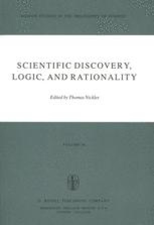 introductory essay scientific discovery and the future of  introductory essay scientific discovery and the future of philosophy of  science