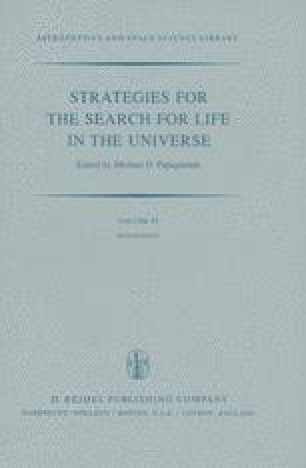 Strategies for the Search for Life in the Universe