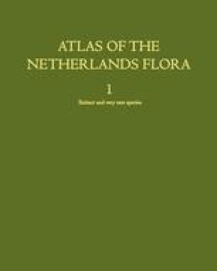 Atlas of the Netherlands Flora