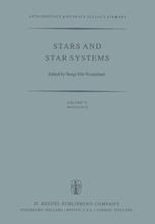 Stars and Star Systems